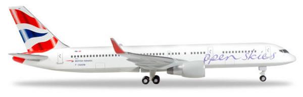 Herpa 530019 - Boeing 757-200 Open Skies