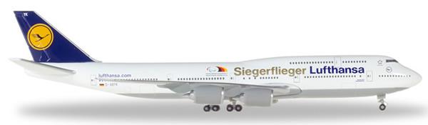 Herpa 530033 - Boeing 747-8 Lufthansa, Paralympics Rio 2016