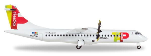 Herpa 530064 - ATR-72-600 TAP Express