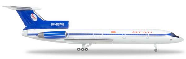 Herpa 530071 - Tupolev Tu-154-M Belavia