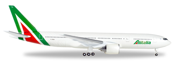 Herpa 530118 - Boeing 777-200 Alitalia