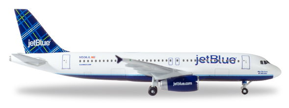 Herpa 530361 - Airbus 320 Jetblue May The Force