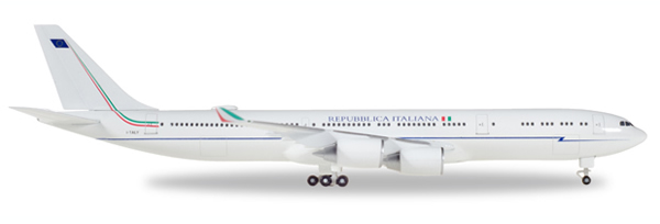 Herpa 530385 - Airbus 340-500 Italian Air Force