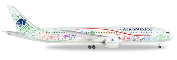 Herpa 530415 - Boeing 787-9 Aeromexico