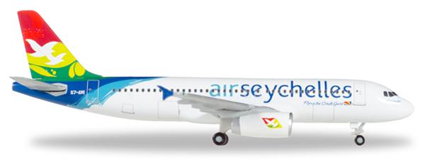 Herpa 530439 - Airbus 320 Air Seychelles