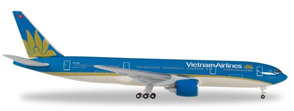 Herpa 530460 - Boeing 777-200 Vietnam Airlines