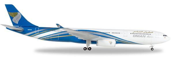Herpa 530484 - Airbus 330-300 Oman Air