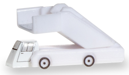 Herpa 530507 - Passenger Stairs, Set Of 6