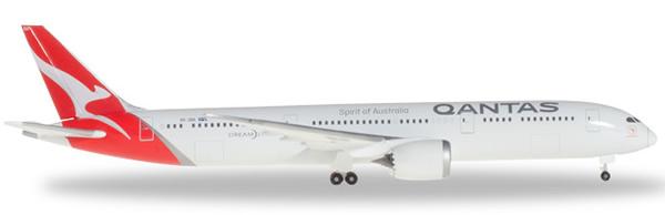 Herpa 530545 - Boeing 787-9 Qantas