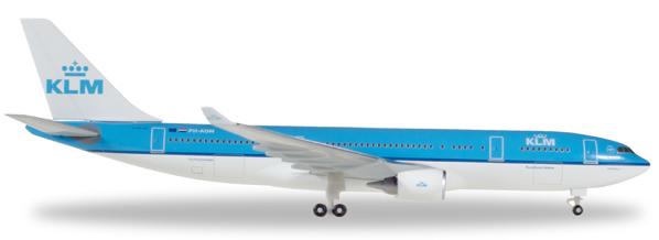 Herpa 530552 - Airbus 330-200 KLM piazza San Marco