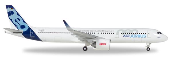 Herpa 530620 - Airbus 321 House Neo