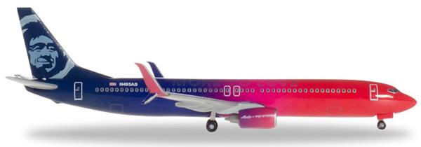 Herpa 530637 - Boeing 737-900 Alaska/Virgin USA Merger