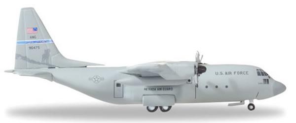 Herpa 530651 - Lockheed C-130 Hercules Usaf