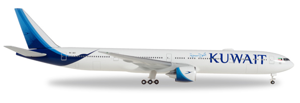 Herpa 530750 - Boeing 777-300er Kuwait Air