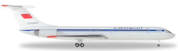Herpa 530842 - Ilyushin Il-62m Aeroflot