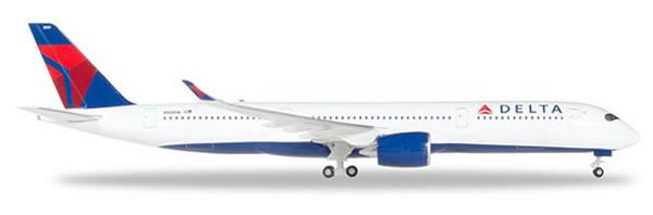 Herpa 530859 - Airbus 350-900 XWB 530859-001 Delta Airlines