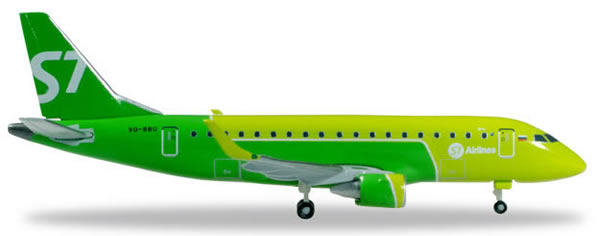 Herpa 530866 - Embraer E170 S7 Airlines