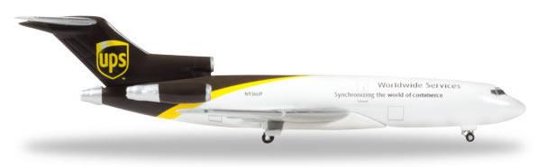 Herpa 530873 - Boeing 727-100c UPS