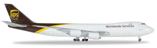 Herpa 531023 - Boeing 747-8f UPS Airlines