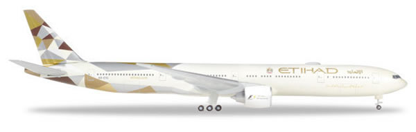 Herpa 531030 - Boeing 777-300er Etihad Airways