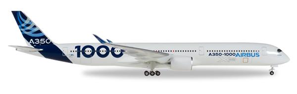 Herpa 531047 - Airbus 350-1000 1st Prototype Airbus