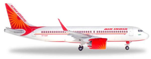 Herpa 531177 - Airbus 320 Neo Air India