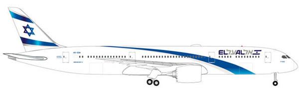 Herpa 531214 - Boeing 787-9 El Al