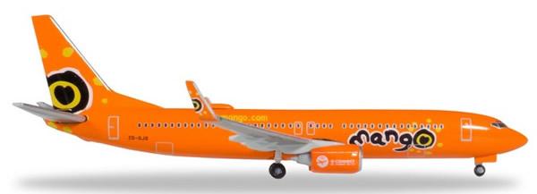 Herpa 531351 - Boeing 737-800 Mango