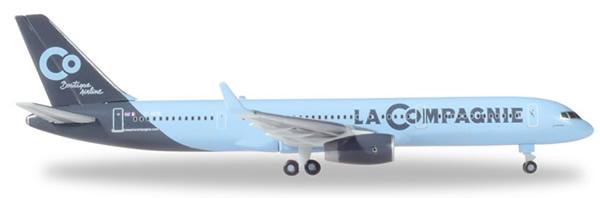 Herpa 531375 - Boeing 757-200 La Compagnie