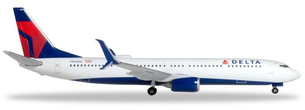 Herpa 531382 - Boeing 737-900er Delta