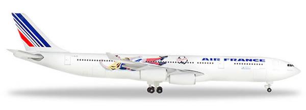 Herpa 531412 - Airbus 340-300 Air France, 1998 Brazil