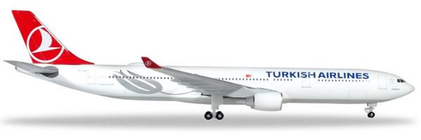 Herpa 531443 - Airbus 330-300 Turkish Airlines