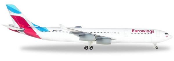 Herpa 531566 - Airbus 340-300 Eurowings