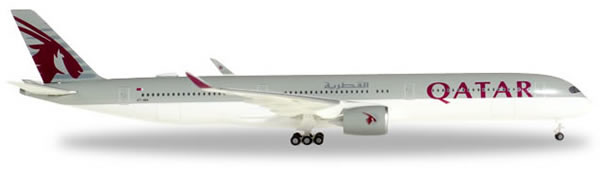 Herpa 531597 - Airbus 350-1000 Qatar Airways