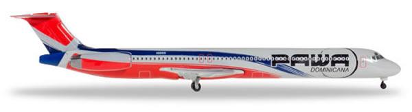 Herpa 531603 - MD-83 Pawa