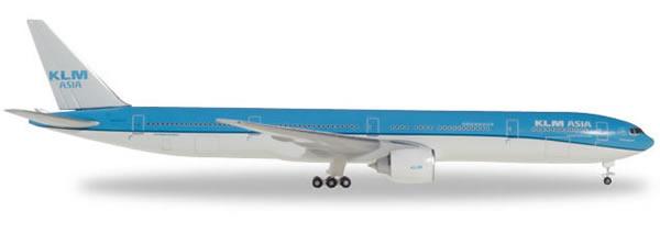 Herpa 531658 - Boeing 777-300er KLM Asia