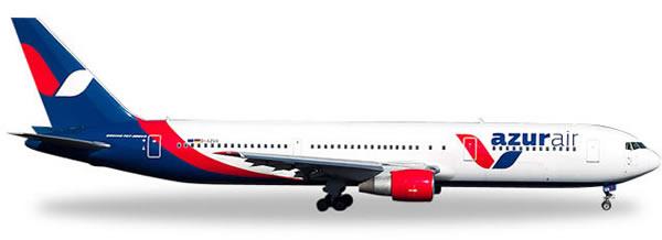 Herpa 531726 - Boeing 767-300 Azur Air, Germany
