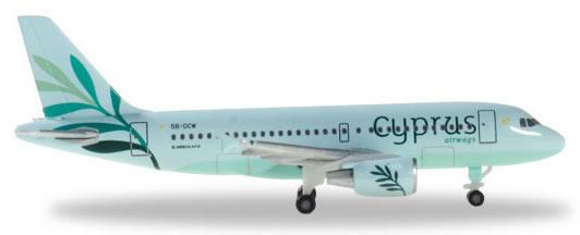 Herpa 531757 - Airbus 319 Cyprus Air