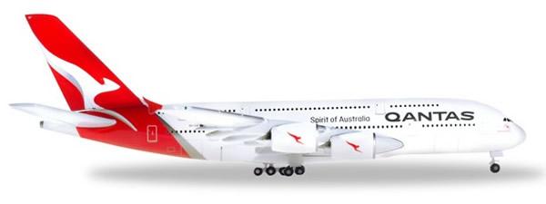 Herpa 531795 - Airbus 380 Qantas