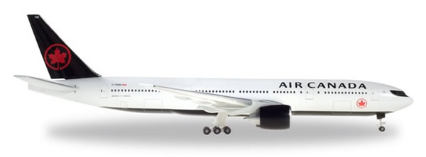 Herpa 531801 - Boeing 777-200lr Air Canada