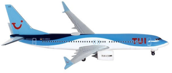 Herpa 532679 - Boeing 737 Max 8 Tuifly