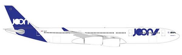 Herpa 532709 - Airbus 340-300 Joon
