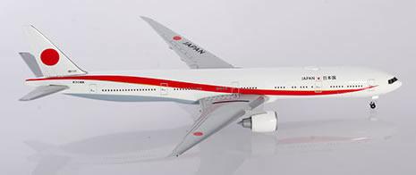 Herpa 532778 - Boeing 777-300er Japan Air Self Defence Force