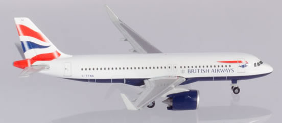 Herpa 532808 - Airbus 320 Neo British Airways