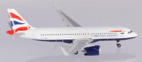 Herpa 532808 - Airbus 320 Neo British Airways