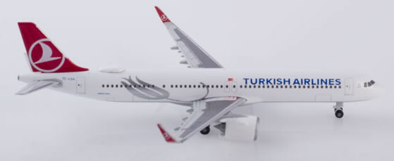 Herpa 532853 - Airbus 321 Neo Turkish Airlines