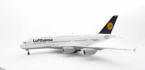 Herpa 550727 - Airbus 380-800 Lufthansa
