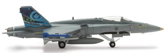 Herpa 552660 - CF 18 Hornet Royal Canadian Air Force - Cougar