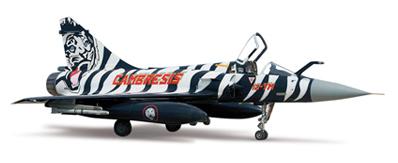 Herpa 553520 - Dassault (49.95) Mirage 2000 C French Air Force -...