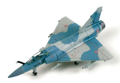 Herpa 553605 - Mirage 2000-5f (44.95) French Air Force - Cigognes